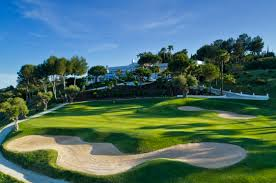golf courses in Estepona