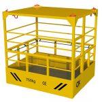 Cargo Flet Blasant. Sistemas de elevación, manutención y trincaje